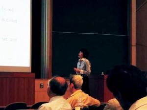 田中真知子教授(東京理科大学)