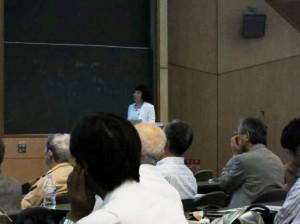 宮岡礼子教授(東北大学)